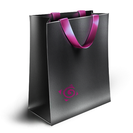 Shopping Bag Icon PNG3